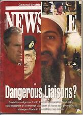 NEWSLINE-oct 2001-DANGEROUS LIAISONS?