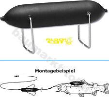 Black Cat Dead Float U-Pose schwarz Köderfischmontage Wallerpose Raubfischpose