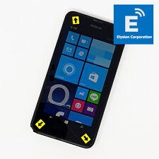 """Nokia Lumia 630 (RM976) 4.5"""" 3G - Black - Smartphone - O2 - Cosmetic #0859"""
