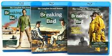 Breaking Bad The Complete First Second Third 1 2 3 Season Blu-ray Set