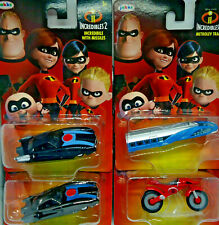 Incredibles 2 / Set by Jakks Pacific / Die Unglaublichen 2 / Modellauto / Auto