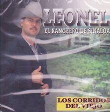 Leonel El Ranchero De Sinaloa  Los Corridos Del Viejo  CD New