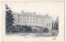 Warwickshire; Ragley Hall Nr Alcester, PPC, Evesham 1904 PMK Via Salford Priors