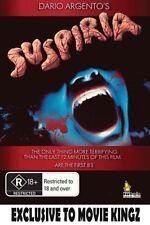 Suspiria 2 DISC EDITION DVD Brand New Sealed