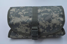 Acid Tactical® MOLLE Millitary Wash Kit Toiletry Pouch Bag  ACU Digital Camo