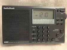 Radio Shack Multi-Band Am, Fm, Lw, Sw Receiver Radio Model 2000629