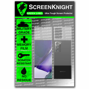 ScreenKnight Samsung Galaxy Note 20 ULTRA - FULLBODY SCREEN PROTECTOR