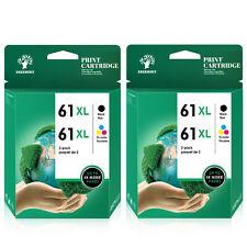 61XL Black Color Ink for HP Deskjet 2540 2541 2542 ENVY 4500 4501 4502 4504 5530