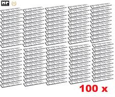 100 Masse d'équilibrage adhésif En Fer jantes et roues Auto Moto 60g 4x5+4x10
