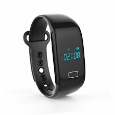 Bluetooth Wrist Band Smart Watch Healthy Heartrate Bracelet for iPhone Android M