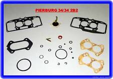 Pierburg 34/34 2b2,rep. frase, AUDI 80 GLS, 100 S, Golf, Scirocco TS, PASSAT 1600
