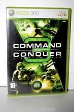 COMMAND & CONQUER TIBERIUM WARS USATO BUONO STATO XBOX 360 ED. ITA FR1 32386