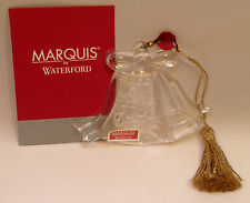 New Waterford Marquis Crystal Our 1 st First Christmas Together 2008