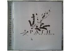 PATH OF NO RETURN - The Absinthe Dreams CD NEW 2007 Burning Heart