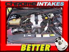 CF RED 97 98 99 00 01 CADILLAC CATERA BASE/SPORT 3.0 3.0L V6 AIR INTAKE KIT