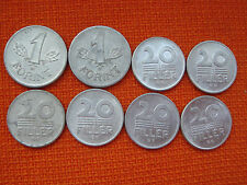 LOT OF Ungarn Magyar Hungary 1 20 Forint Filler Coin Collection Nr 3077