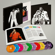 Elvis Presley 'That's The Way It Is' Deluxe Box Set (New 8CD+2DVD)