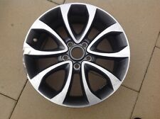 "14-18 NISSAN JUKE 17"" INCH 10 SPOKE 5 STUD ALLOY WHEEL 17X7J (SCRATCHED)"