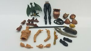 Boss Fight Studio Vitruvian HACKS - Ghariala figure parts - YOU PICK THE PARTS