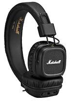 NEW Marshall Major 2 on-ear headphones Black
