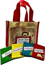 Dear Zoo Collection - 4 Books Board Book – 2017