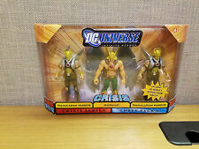 DC Universe Infinite Heroes 3 pack, Hawkman and Thangarian Warrior x2, New!