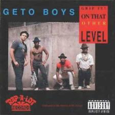 Geto Boys: Grip It! On That Other Level w/ Front Artwork Music Audio Cd Gangsta