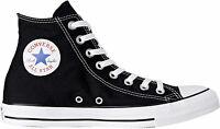 CONVERSE Unisex Black Classic All Star Hi Sneakers #M9160 M 9 / W 11 NIB