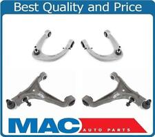 4 Front New Upp & Lower Control Arm w/ Ball Joint Set for 2004-2009 Cadillac SRX