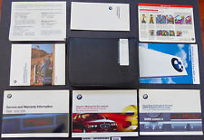 99 1999 BMW E46 323 328 i 323i 328i Sedan Owners Manuals Drivesr Books Set P126