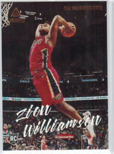 2019-20 Panini Chronicles Luminance Bronze Rookie #143 Zion Willamson