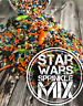 Star Wars Sprinkles Cake Cupcake Cookie Edible Decorations Themed Party
