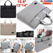 """15.6"""" inch Laptop Hand Case Sleeve Bag For DELL Sony Acer Asus Notebook Samsung"""
