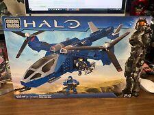 Halo Mega Bloks 97204 Blue Series Falcon Sealed Set Or Best Offer