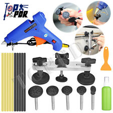 Paintless Dent Repair Bridge Puller Glue Gun Glue Sticks PDR Tools Dent Removal