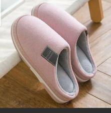 Hausschuhe damen Gr. 37-38 Pantoffeln Schuhe Winter warm Fell