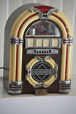Thomas Collector's Edition Radio with cassette player Jukebox with light