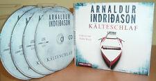 ARNALDUR INDRIDASON - Kälteschlaf  (2011)  4 CD's im Digipack