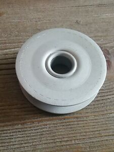 Abu 501 503 505 506 506M Alloy Spool With Cork Line Reducer Excellent Condition