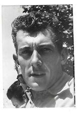 PHOTOGRAPHIE COUREUR CYCLISTE René PRIVAT Tour de France 1957 Granville Caen