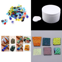 4x Pro Extra Large Microwave Kiln & Fusing Glass Paper DIY Glass Jewelry Making