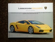 Lamborghini Gallardo 2002-2010. Photo Gallery Book. Printnr: 02/50. Code-1-