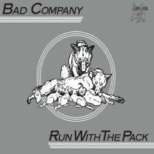 Bad Company - Run With The Pack NEW CD