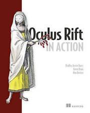 NEW Oculus Rift in Action by Bradley Austin Davis