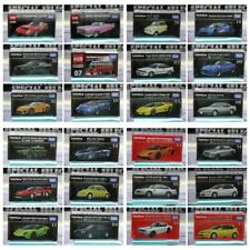 TOMICA PREMIUM choose CIVIC DB5 CELICA BRZ Miura LFA SILVIA Gallardo Senna