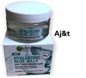 Garnier Hyaluronic Aloe Jelly Daily Moisturizing Care 50ml