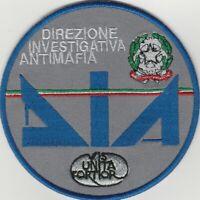 ITALY. DIA DIREZIONE INVESTIGATIVA ANTIMAFIA. UNUSED. VLCRO BACKING