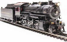Broadway Limited HO-Scale PRR H10s 2-8-0 Steam Loco Pennsylvania #9915 DCC/Sound