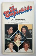 TV tie-in pb THE SUPERKIDS (Young Stars of the 1970s) Connie Berman/Tempo (PBO)