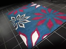 JASMIN FLOWERS, 6' x 4', BRAND NEW,  THICK, PURE WOOL RUG...FREE DELIVERY